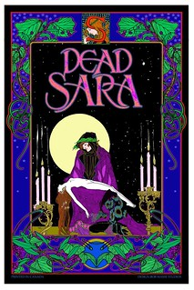 Don't miss your chance to bid on this mega rare limited post from #deadsara #bobmasse link in the description