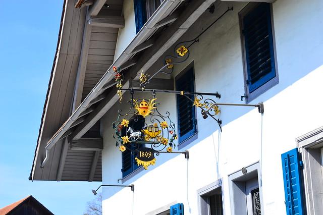 Gasthaus zur Post in Rifferswil