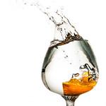 Orange Splash 3