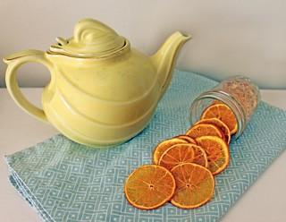 Dried Orange Slices for Tea | by femmefraiche