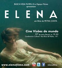 Cinema na Bica - Elena - 07-05-2013