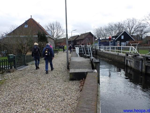 15-02-2014 Woerden 26 Km (38)