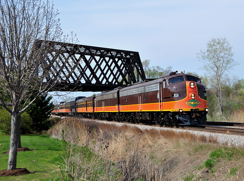 road railroad chicago heritage train illinois midwest rail railway trains transportation locomotive oddball railroads chicagoland midwestern