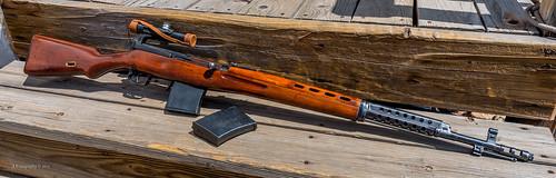 1941 Tula SVT-40 Original Sniper