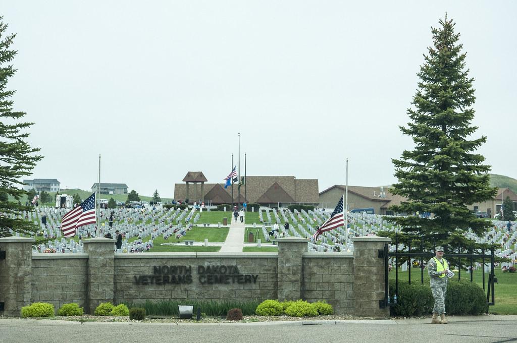 Christmas City Vet.Memorial Day 052614 048 Entrance To The North Dakota Vet