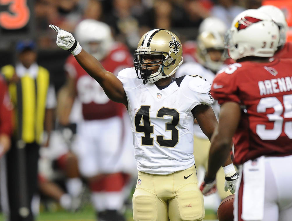 more photos b0e57 54086 Former Saints star Darren Sproles the latest NFL back to ...