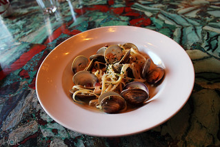 Mussels and Fettuccine | by Cold417