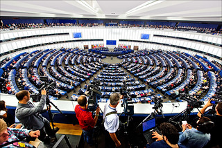 Debate and vote on Jean-Claude Juncker for President of the European Commission | by European Parliament