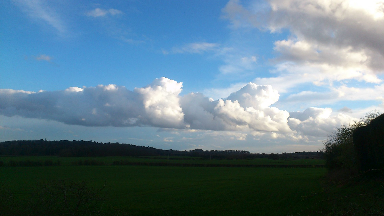 Cloudwatching (Bow Brickhill to Woburn Sands)