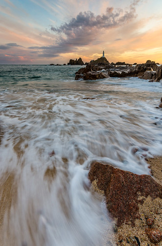 sunset lighthouse water clouds nikon rocks sigma lee nd jersey 1020mm filters grad corbiere d7000 printed6x4