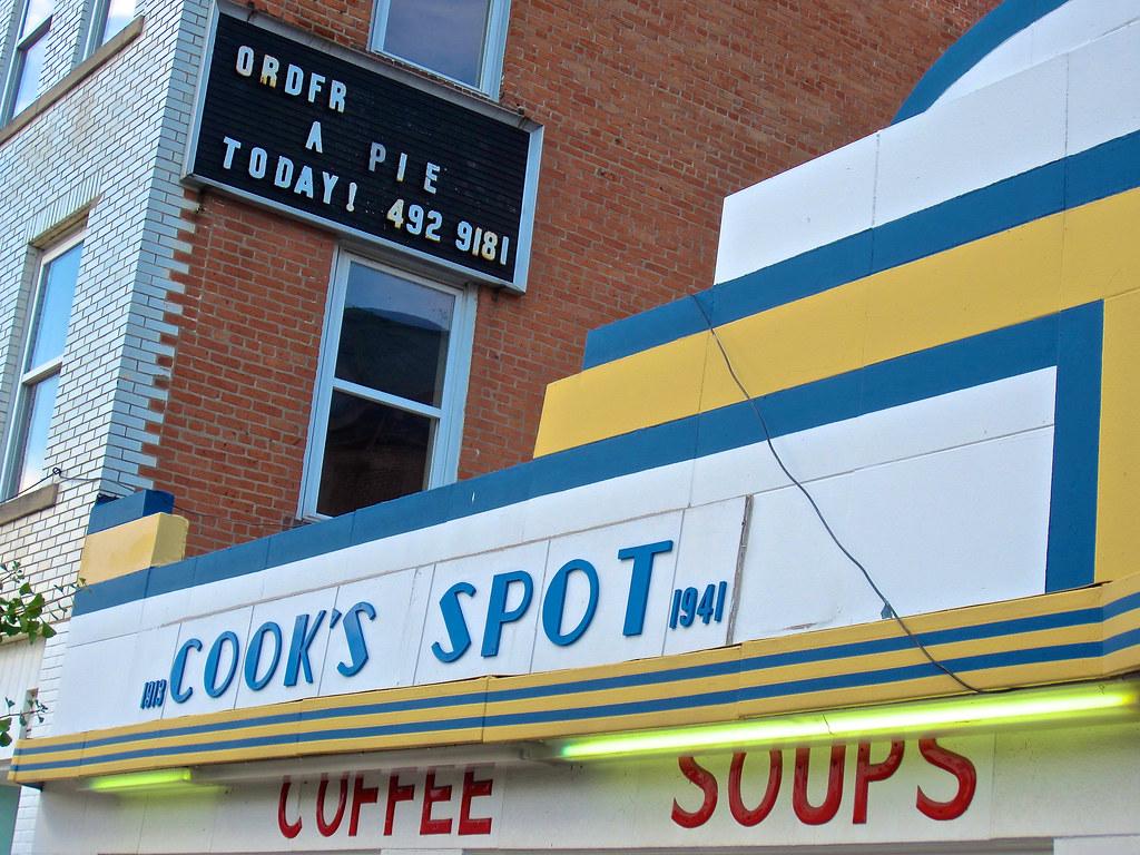 Spot Restaurant, Sidney, OH