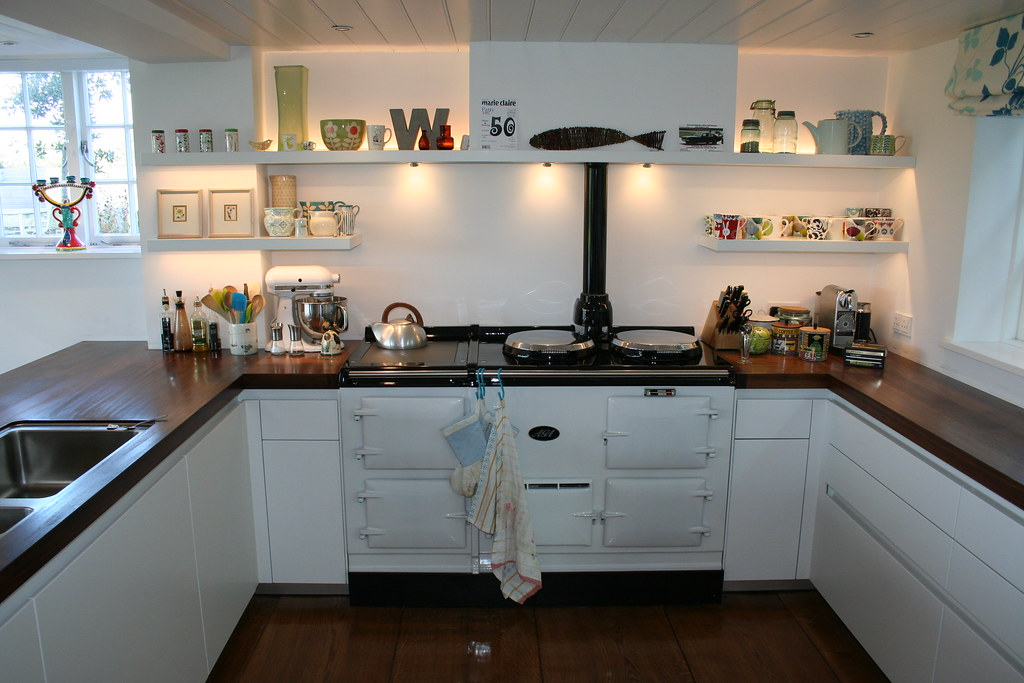 Bulthaup Country Kitchen With Aga Bulthaup Kitchens By Hobsons