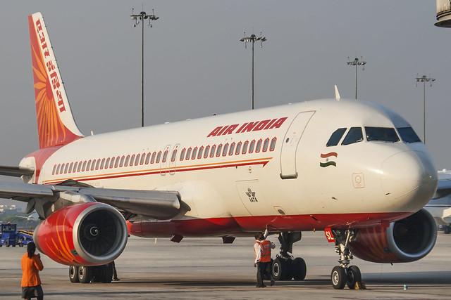 Air India A320 VT-ESL New Delhi (DEL/VIDP)