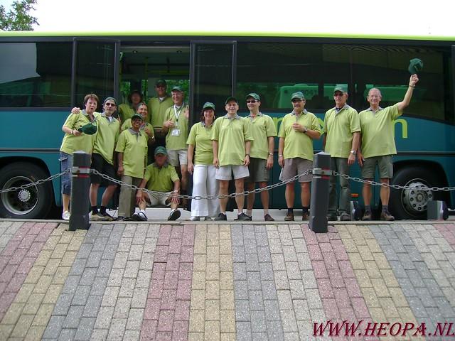 2007-07-16 Startbewijs op halen en vlaggen parade. (15)