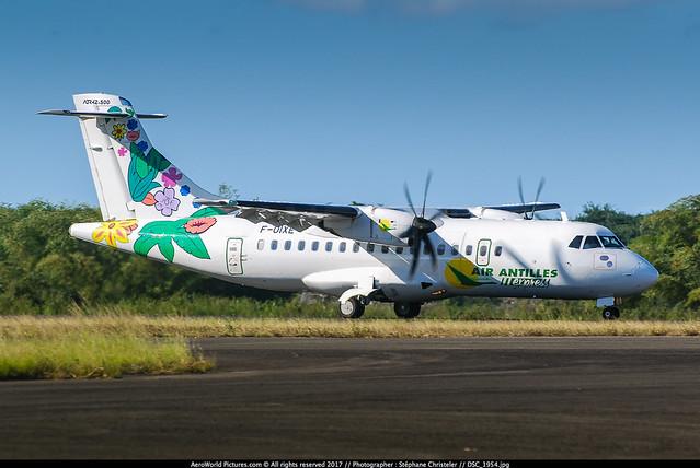 PTP.2010 # 3S - ATR42 F-OIXE - awp