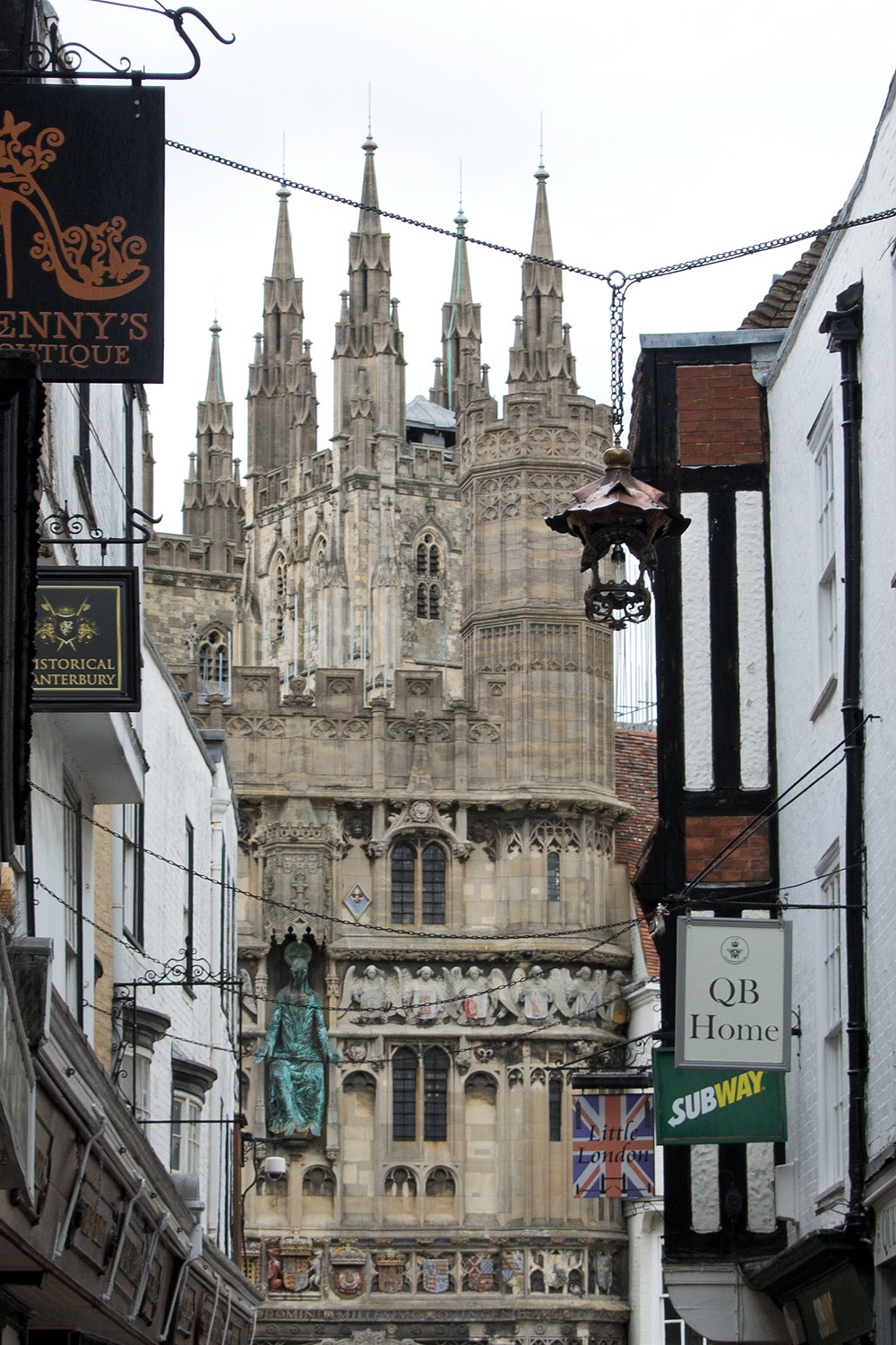 Canterbury Cathedral Chilham to Canterbury