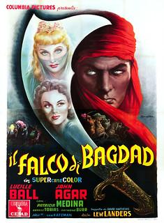 The Magic Carpet (1952)