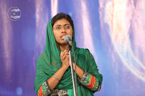 Devotees expresses her views