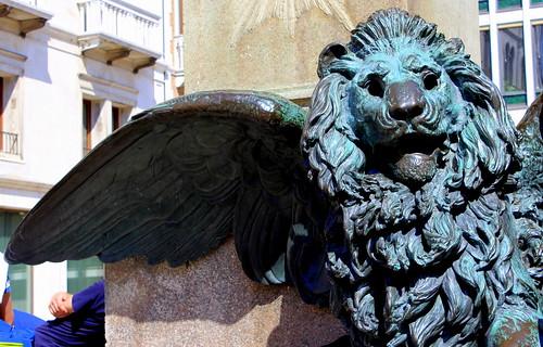chimera, venezia e il suo simbolo
