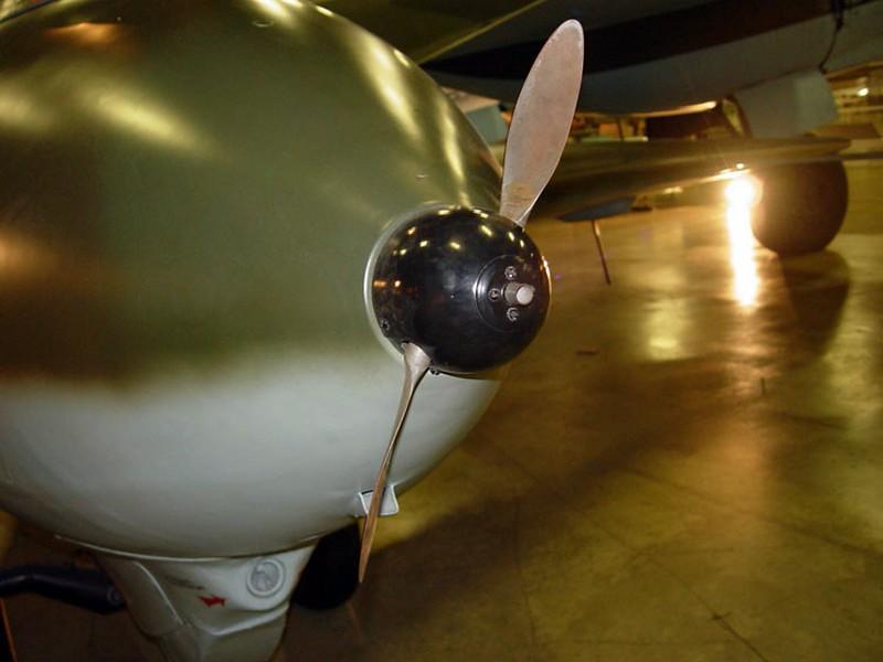 Messerschmitt Me 163B Cometa 6