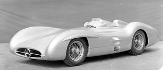 Mercedes-Benz 1954-55W 196 R Gran Prix