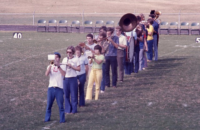 Mighty Marching Lynxcats, 1971