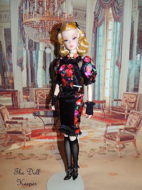 Silkstone Barbie Fiorella