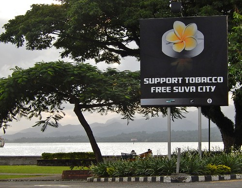Support Tobacco and Free Suva | by mikecogh