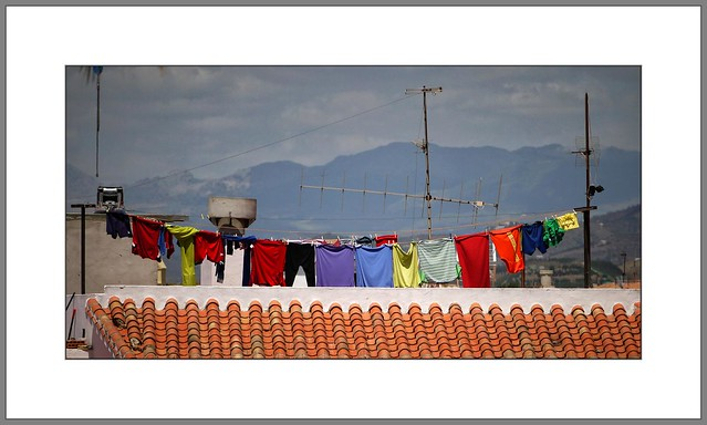 Waschtag....  (Laundry day ....)