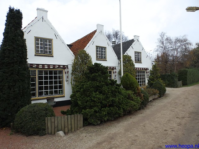 16-11-2013 Wassenaar 25 Km (70)