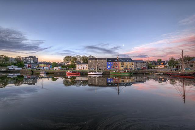 Kinvara Village - County Galway