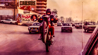 Moto 1983, Lebanon | by Paul Saad