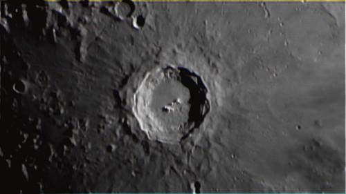 Copernicus crater - Moon