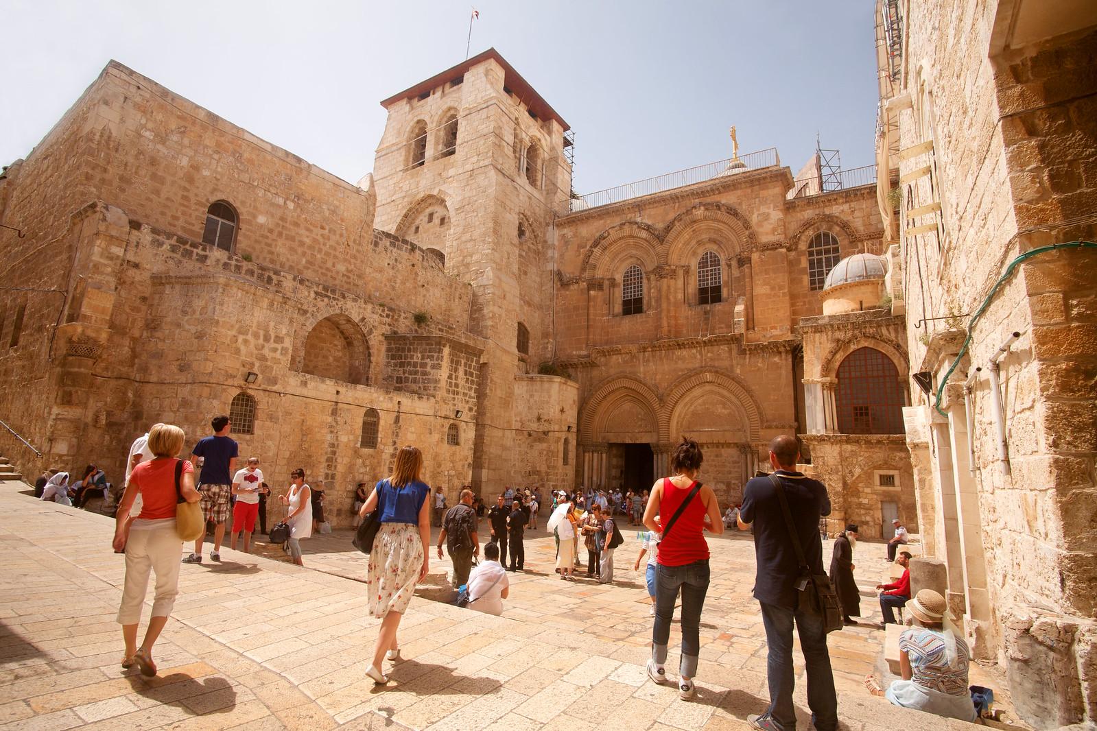 Jerusalem_Holy Sepulcher_2_Noam Chen_IMOT