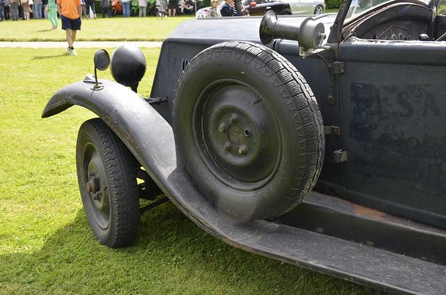 Renault KZ Torpédo 1931