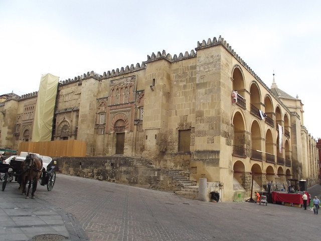 The Mosque Cathedral of Cordoba - Calle Torrijos