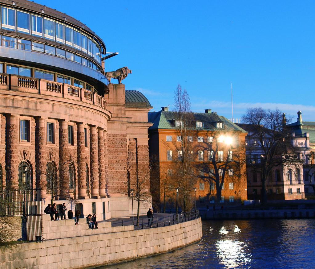 Stockholm's Parliament