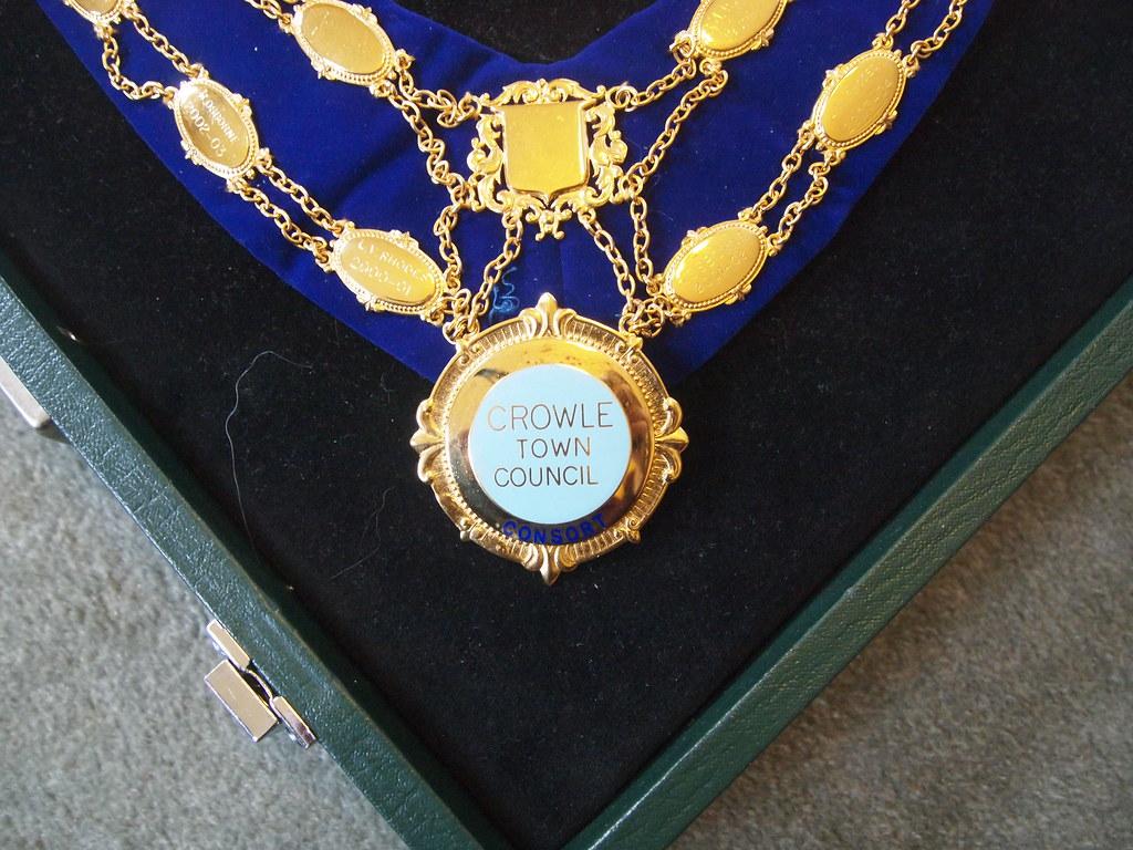 Crowle Mayoral Chain
