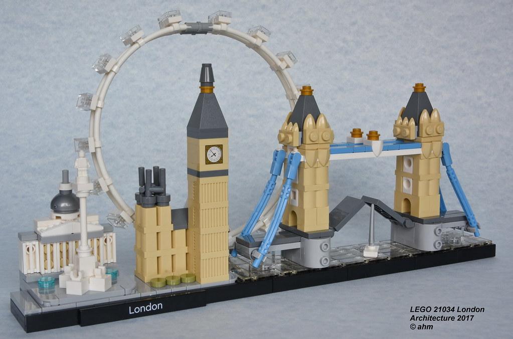 Lego 21034 London Lego 21034 London United Kingdom Archit Flickr