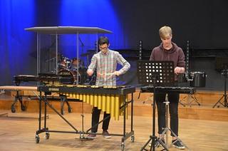 Solisttävling - Arnold Stetter och Hugo Lundquist grupp 3