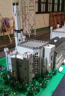 Bytom - Miechowice Castle of the Tiele-Wincklers   by goldsun19731