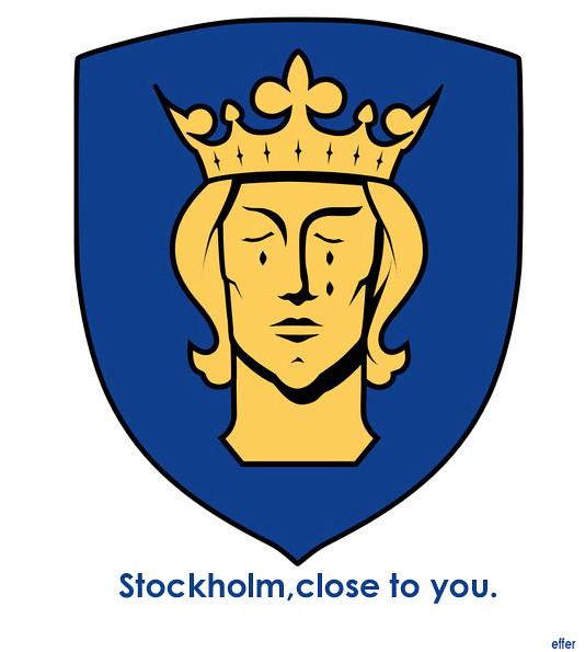 Stockholm, close to you