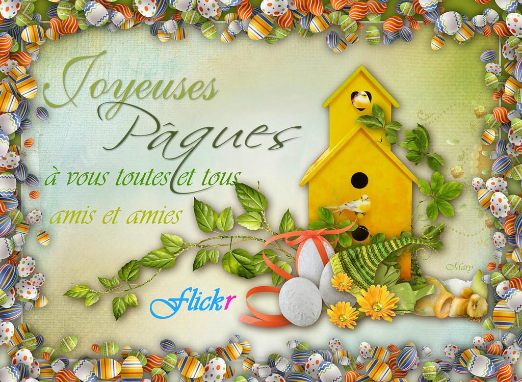 Joyeuses Pâques   Je vous souhaite une belle et fructueuse c…   Flickr