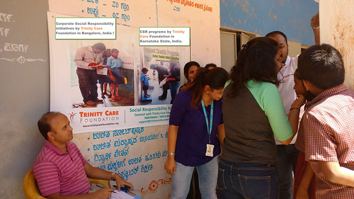 School Health - CSR Project by @tcfindia