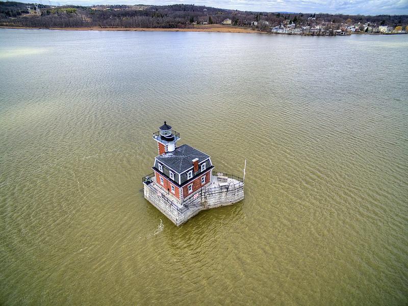 Hudson Athens Lighthouse