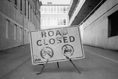 Road Closed by rosshj