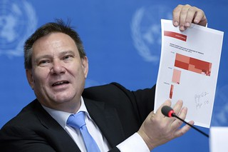 UNITAID press conference | by UN Geneva