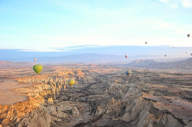 Göreme, Cappadocia (Kapadokya, Turkey) 1001
