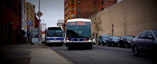 Q44 LTD: NovaBus LFS Artic - MTA/NYCT Bus #5904 - Merrick Blvd/Archer Ave, Jamaica, New York. | by Esoteric_Desi