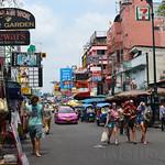 Bangkok, viajefilos en Khaosan Road 02